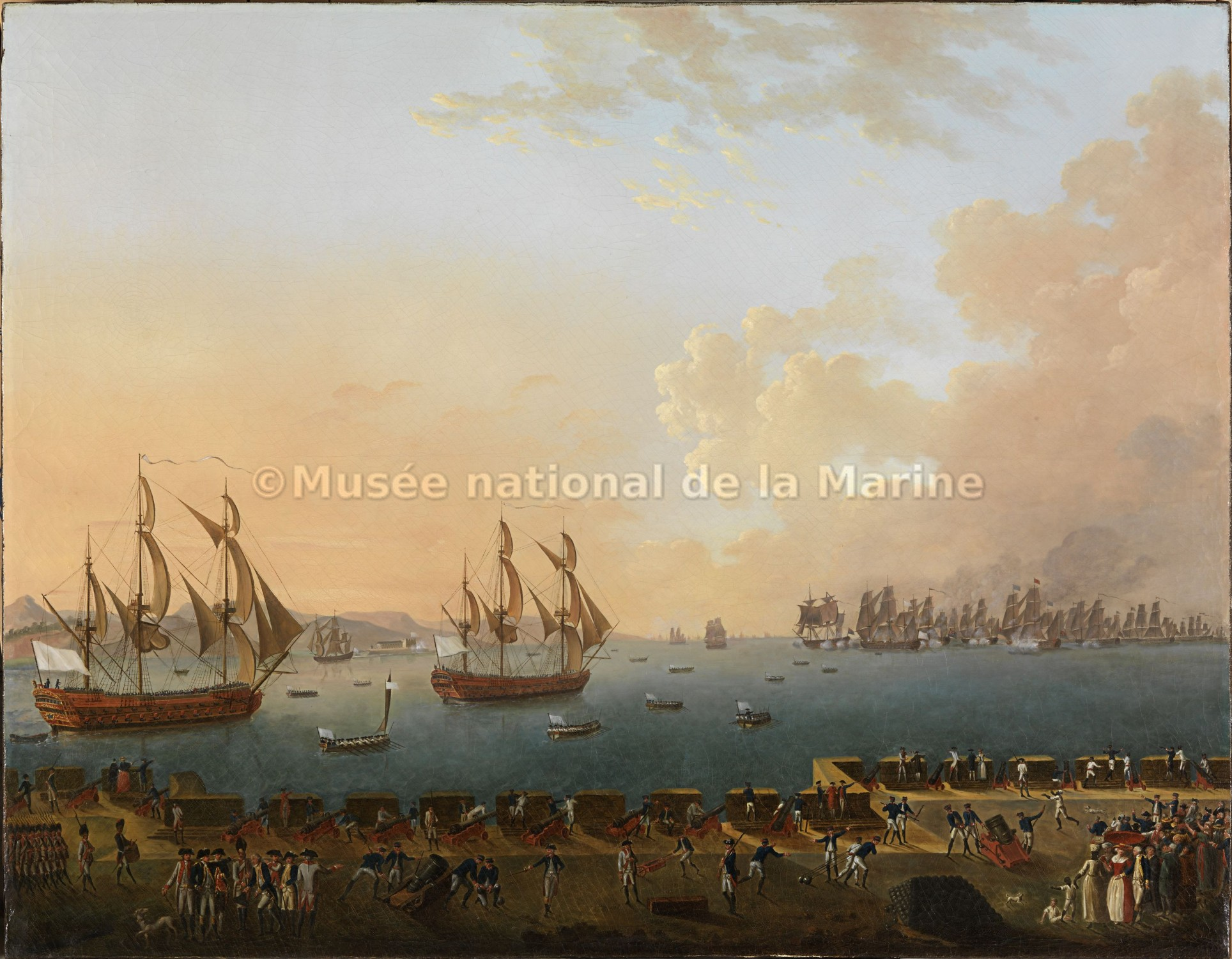 Combat de la Martinique, 1779